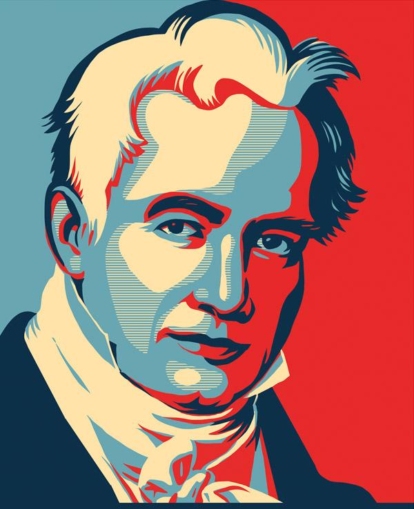 Portrait Humboldt